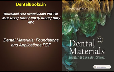Dental Materials: Foundations and Applications PDF