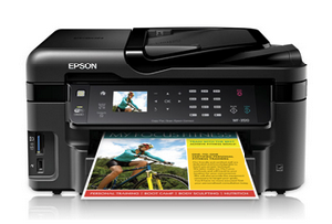 Epson WorkForce WF-3520 Printer driver - Windows, Mac