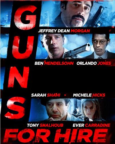 Guns For Hire [2015] [DVDR] [NTSC] [Subtitulado]