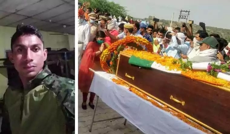 Martyred jawan's wife says their two sons will join Indian Army