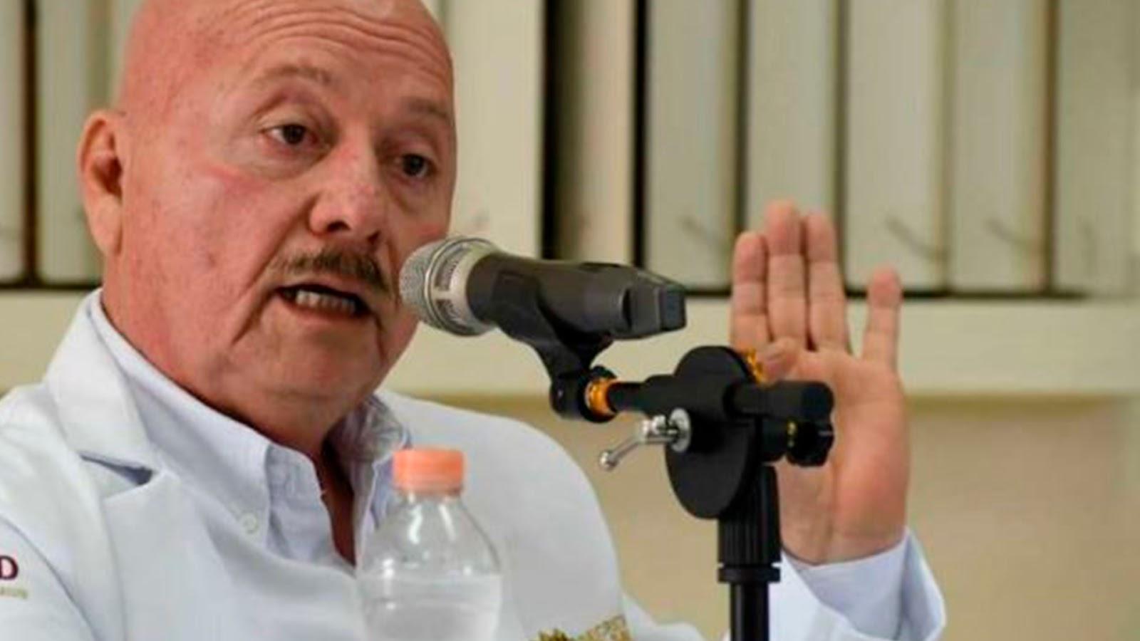 """Secretario de Salud de Chiapas manda a """"vender tacos"""" a personal de salud"""
