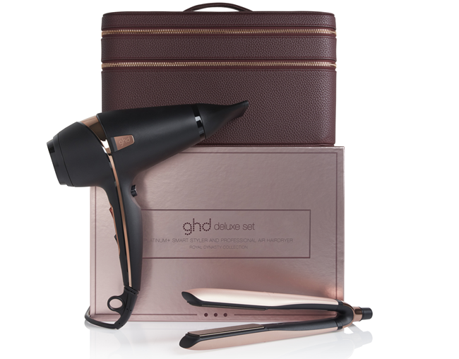 ghd Royal Dynasty Deluxe Gift Set