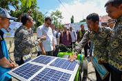 Gubernur Resmikan SMKN 1 Lingsar Sebagai Sekolah Mandiri Energi