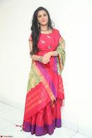 Manasa in Pink Salwar At Fashion Designer Son of Ladies Tailor Press Meet Pics ~  Exclusive 89.JPG