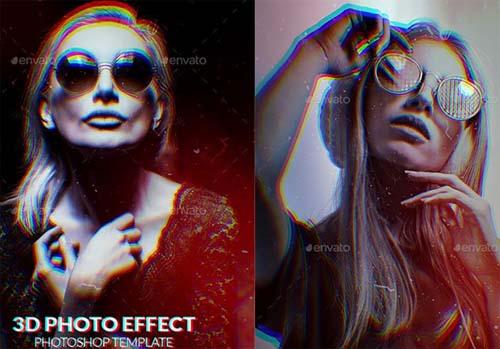 3d Photo Effect