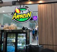 Cafe' Amazon เซ็นทรัลพลาซาพระราม2 ชั้นB