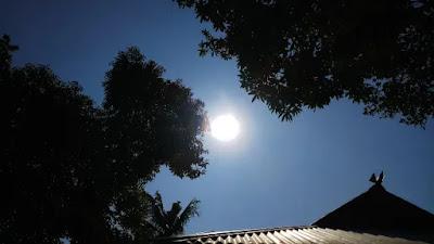 Beautiful sun shining pictures