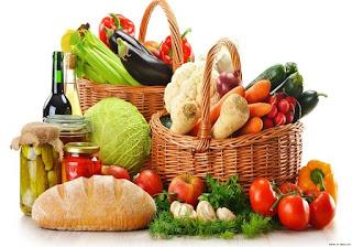 Makanan 4 sehat 5 sempurna untuk diet