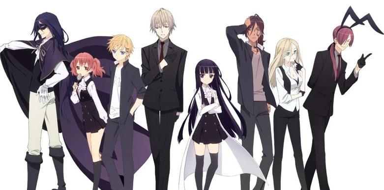 6 Anime yang Mirip Blend S