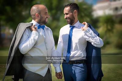 fotografo bodas gays