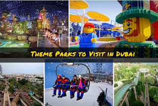 Theme Parks In Dubai‎