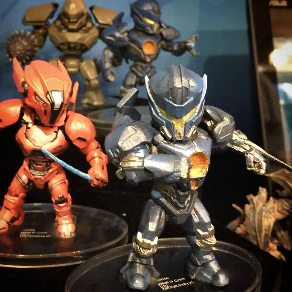 PACIFIC RIM UPRISING Collectibles Spotted at New York Toy ... Pacific Rim