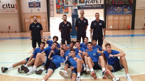 Νίκη επί της Πορτογαλίας και δεύτερη θέση στην Γκαουδαλαχάρα για την Εθνική Παμπαίδων U14-Πρώτος σκόρερ ο Σπρίντζιος-Φωτορεπορτάζ
