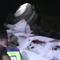 Truk Terguling Di Poros Tanabau - Lembang Jaya Telan Korban Jiwa