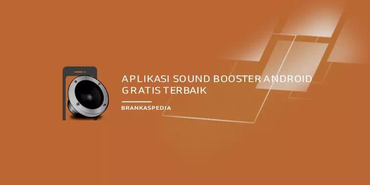 Aplikasi Audio Booster Android