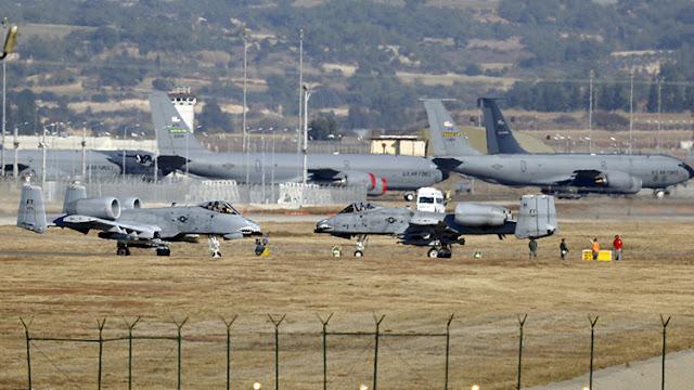 """""""Una bofetada diplomática"""": Turquía prohíbe a una delegación alemana visitar su base aérea"""