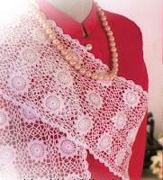 bufadas elegantes a crochet