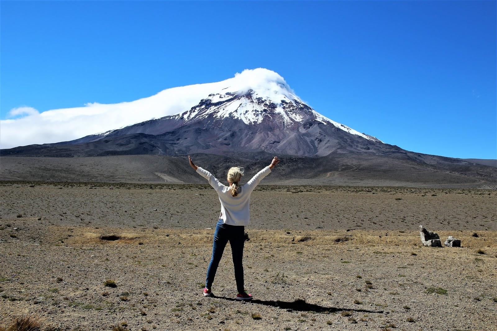 Ekwador i Aleja Wulkanów.  Wyższe niż Everest
