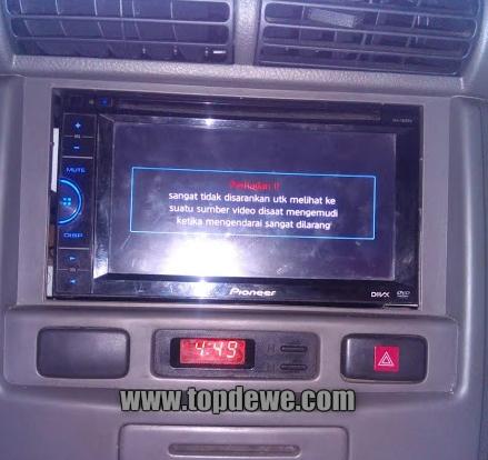 Penyebab dan cara menghilangkan protection warning di head unit mobil