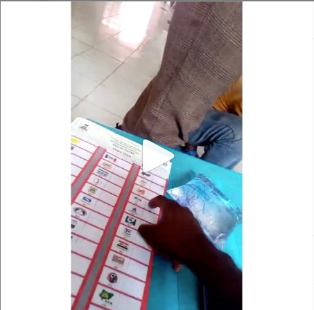 Akwa Ibom Elections: INEC Ad-Hoc Staff Testifies Against The PDP At Tribunal With Video Evidence