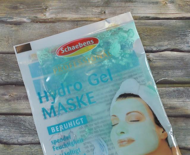 Schaebens Professional Hydro Gel Maske
