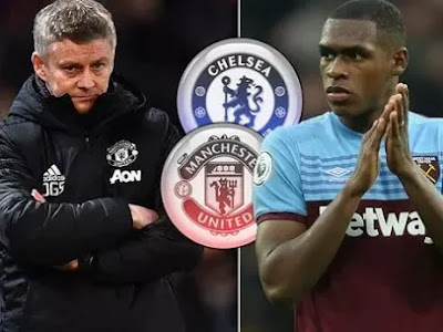 Man Utd boss Ole Gunnar Solskjaer ready to rival Chelsea for £40m West Ham star Issa Diop