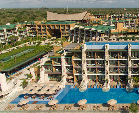 Hotel Xcaret Mexico Review
