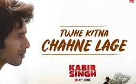 Tujhe Kitna Chahne Lage Arijit
