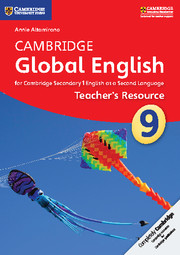 Cambridge Global English 9