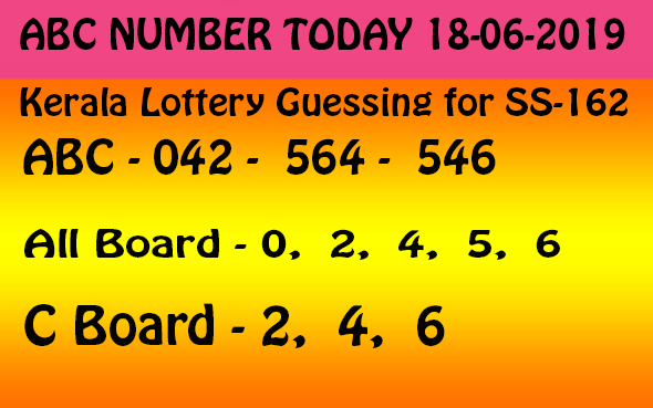 kerala lottery board guessing and prediction
