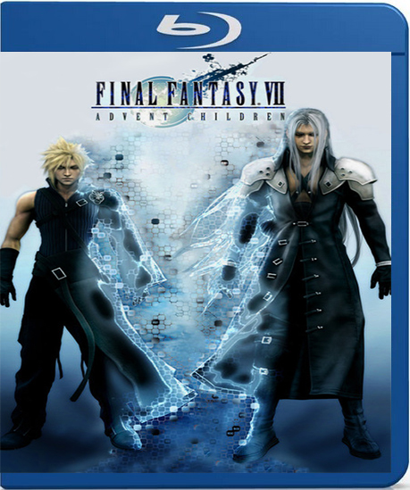 Final Fantasy VII: Advent Children [2005] [BD25] [Subtitulado]
