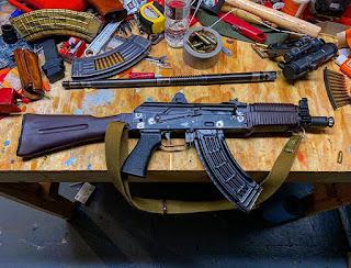 Longrangeholepunching-AKS74U-Krink