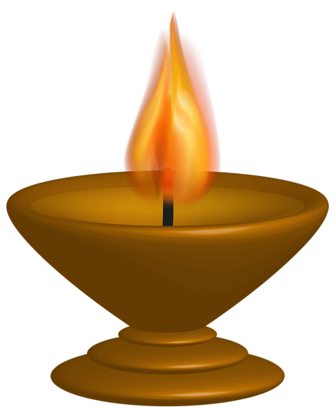 Diwali Candle Images