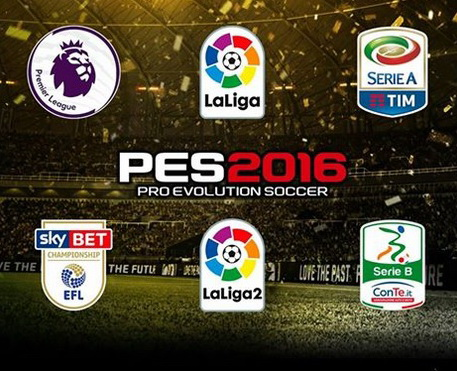 PES 2016 Kits Pack Season 2016/17 Vol. 1 (AIO) by Ggblues
