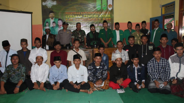 Cetak Kader Wasathiyah, Tema GP Ansor Kecamatan Cipeundeuy dalam Merekrut Kader
