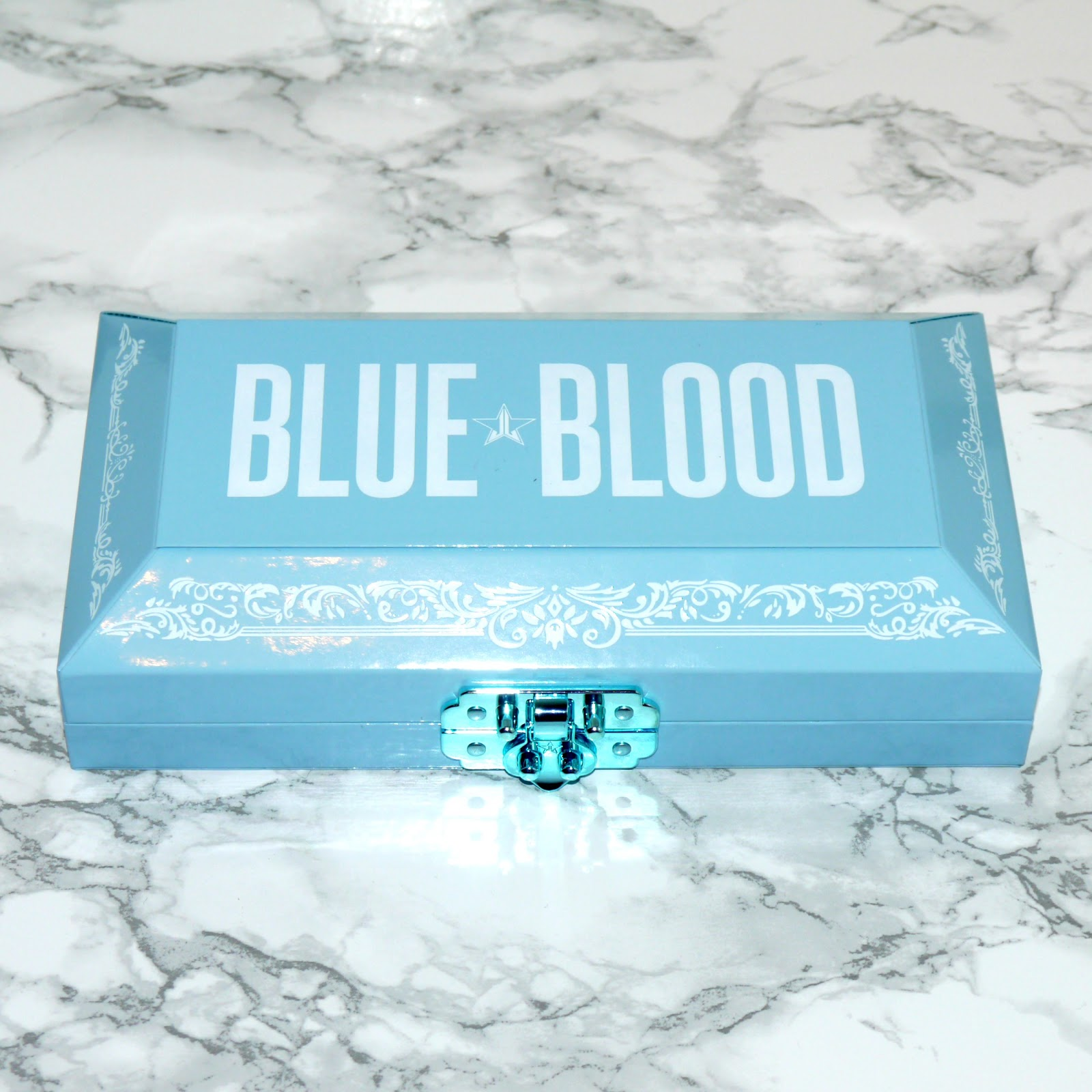 Jeffree Star Cosmetics Blue Blood Eyeshadow Palette The