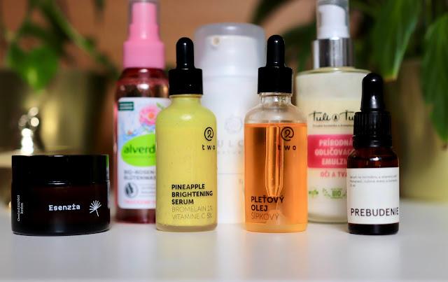 Novinky z prírodnej kozmetiky 1.