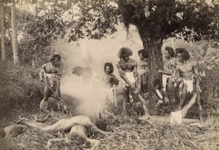 History of cannibalism in Fiji