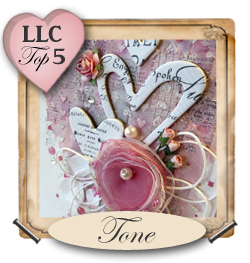 Top 5 at Live & Love Crafts !