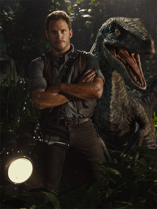 Best Ke Jurassic World?