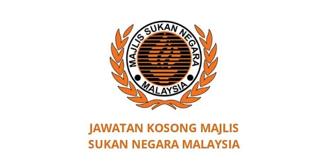Jawatan Kosong Majlis Sukan Negara 2021 (MSN)
