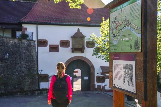 Premiumwanderweg Murgleiter | Etappe 2 von Gernsbach nach Forbach | Wandern nördlicher Schwarzwald 09