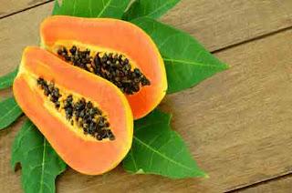 Papaya- papaya Hair mask
