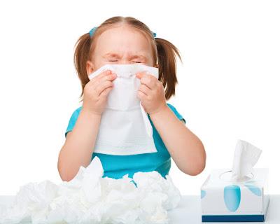 Infecciones respiratorias niños