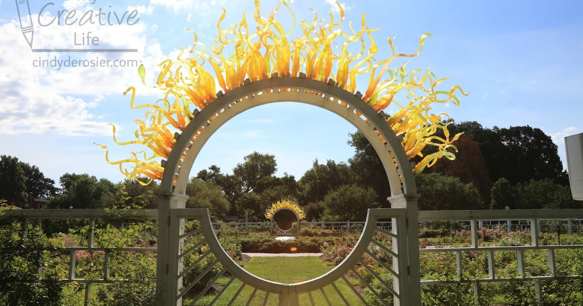 Cindy derosier my creative life family friendly things - Chihuly garden and glass discount tickets ...
