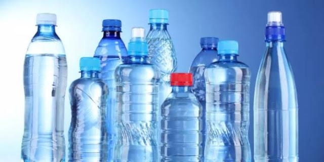 Membersihkan Botol Air Anda