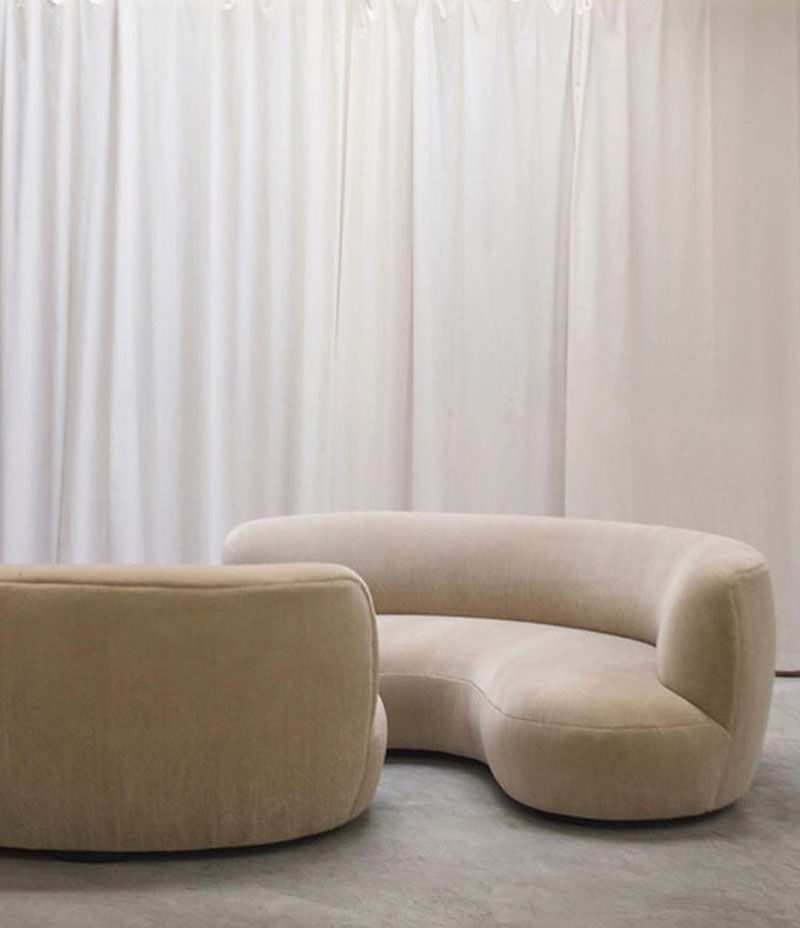 Interior Design | Trend: Chubby Furniture