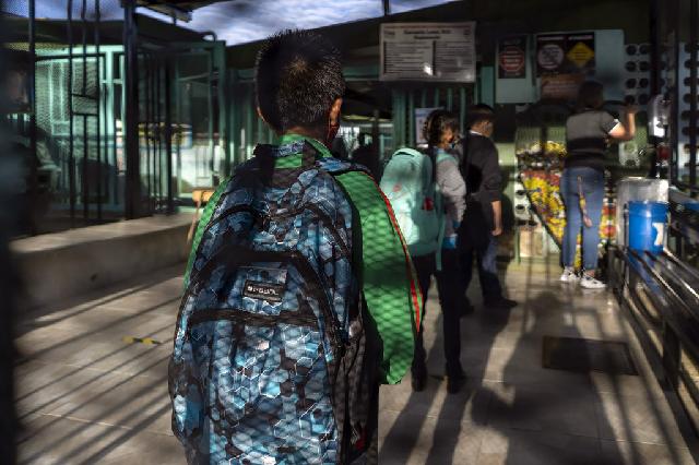 La ONU respalda  el regreso a la escuela en Costa Rica con asistencia técnica, recursos financieros y material educativo y de protección.UNICEF Costa Rica/Priscilla Mora