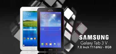 Salah satu tablet murah terbaru 2019, Samsung Galaxy Tab 3 V SM-T116NU