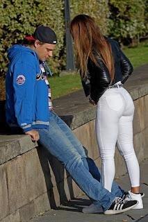 nalgona pantalon blanco
